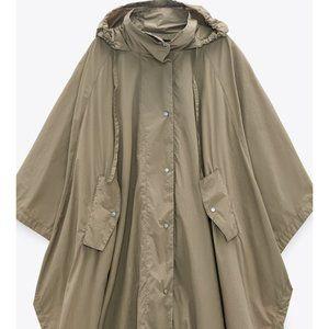 Zara waterproof cape